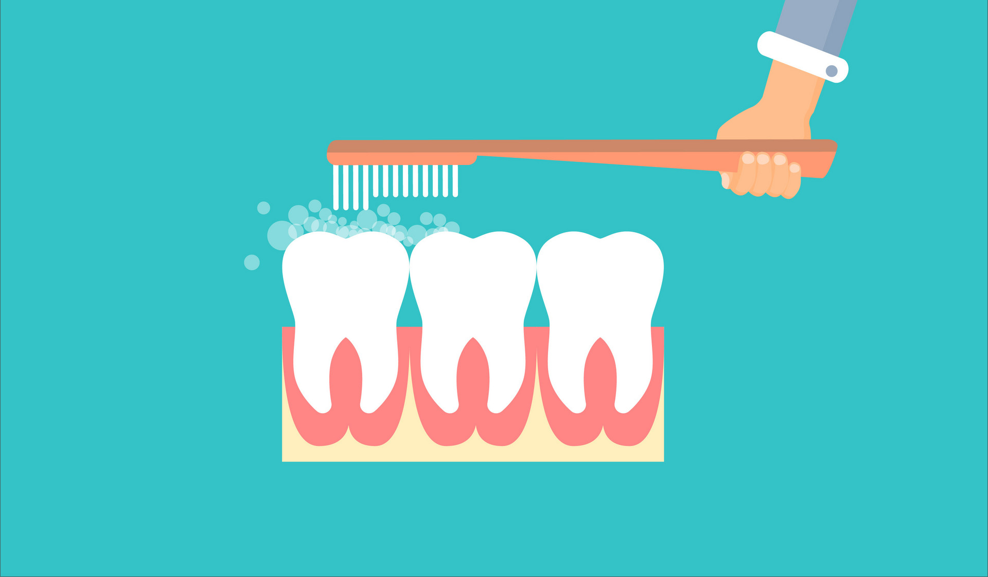 重要证据!Science子刊:勤刷牙,远离老年痴呆