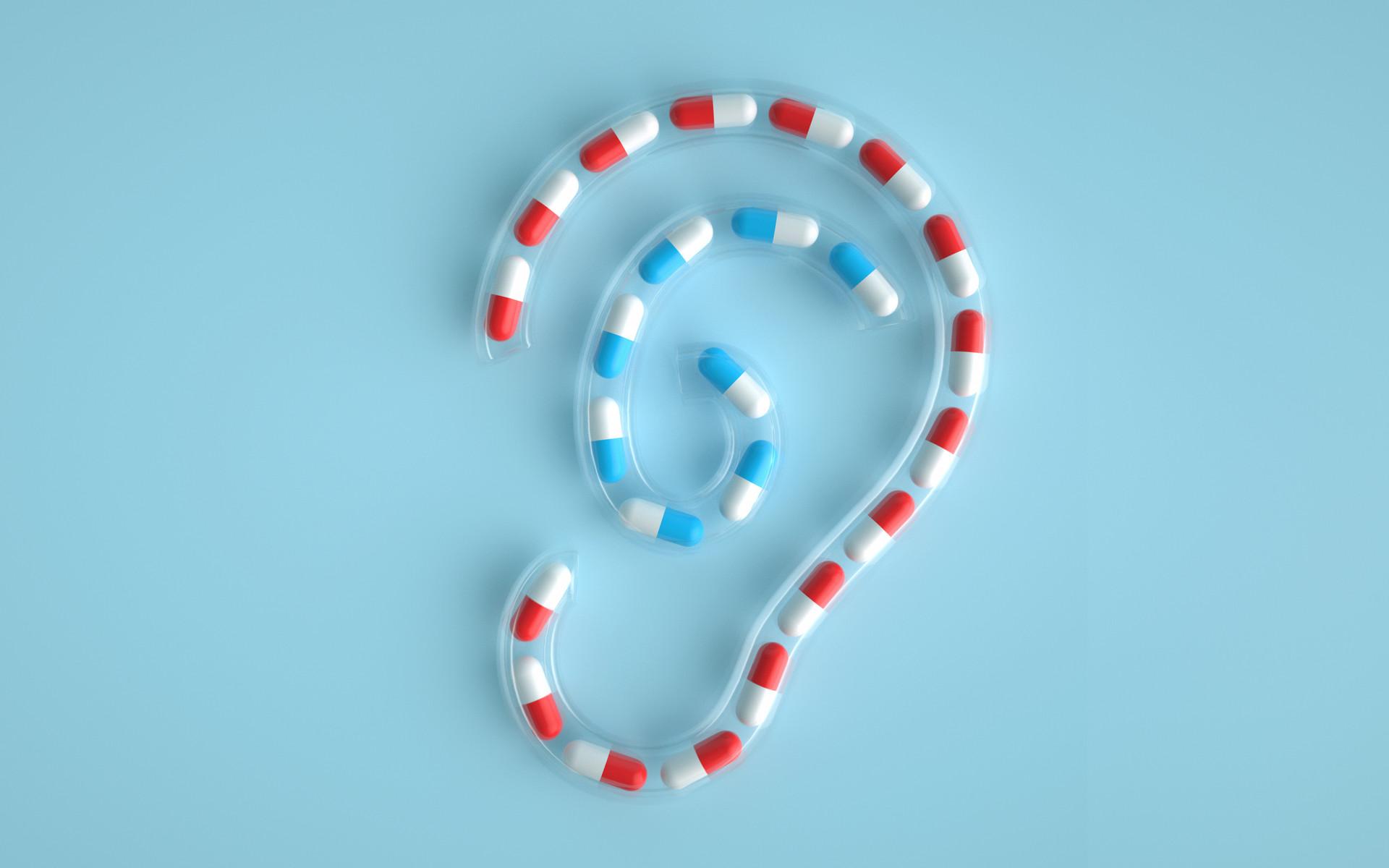 抗疟神药青蒿素,有望治疗先天性耳聋